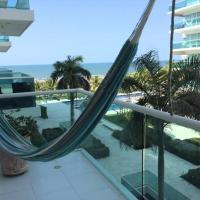 Apartamento con excelente vista al mar Dos alcobas los Morros