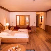 Wellnesshotel ...liebes Rot-Flüh, hotel in Haldensee