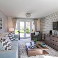 Tutbury House - Lovely and Stunning Home from Home