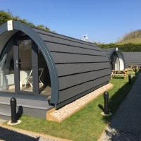 Low Greenlands Holiday Park - Glamping Pods