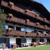 Auhof, hotel in Niederau