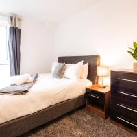 Stylish home Free Parking, Perfect for Long Stays - 33