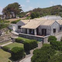 Villa Quietude unique beachfront location Corfu