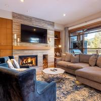 Ultimate Mountain Luxury Townhome featuring Private Hot Tub and Media Room
