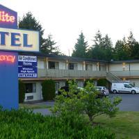 Skylite Motel, hotel em Parksville
