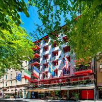Hotel Rival, hotel in Södermalm, Stockholm