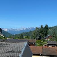 Appartement avec terrasse et vue montagne en Savoie - Proximité stations de ski