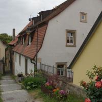 Ferienwohnung An der Stadtmauer, Hotel in Dettelbach