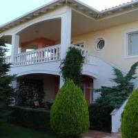 Luxurious Garden House Between Aegean & Olympus