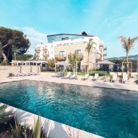 Ilot du Golf; BW Premier Collection, hotel in Mandelieu-La Napoule