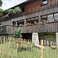 Ferienwohnung Brittenberg, Hotel in Schwarzenberg im Bregenzerwald