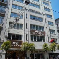 Nevi Hotel & Suites Istanbul Taksim