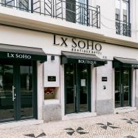 LX SoHo Boutique Hotel – hotel w Lizbonie