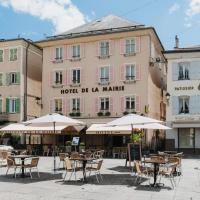 Hotel De La Mairie, hôtel à Embrun
