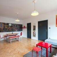 New Design Apartment by Gozsdu Court