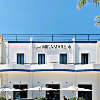 Hotel Miramare, hotel a Otranto