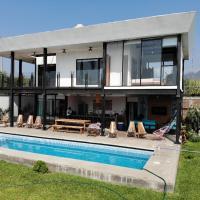 Casa Juliana , Casa de Campo en Morelos
