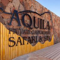 Aquila Private Game Reserve & Spa, hotel di Touwsrivier