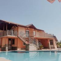 Villa Katerina & Pool, hotel em Gevgelija