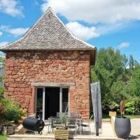 Le moulin des vignes, hotel near Rodez - Aveyron Airport - RDZ, Clairvaux-d'Aveyron