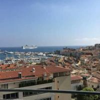 Bel Appartement dernier étage vue mer - Cannes