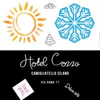 Hotel Cozza 1957