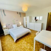 Chambres privées en colocations Lyon Villeurbanne Bonnevay