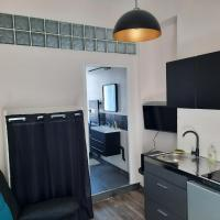 Petit appartement équipé au pied des Monts d'Or