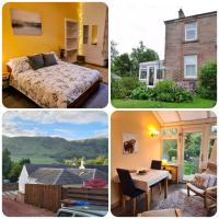 Stunning 1 bed flat on the foothills of the Ochil's