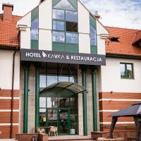 Hotel KAVKA & Restauracja – hotel w mieście Czersk Pomorski