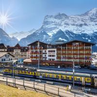 Derby Swiss Quality Hotel, hotel in Grindelwald