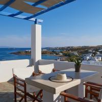 Cleopatra Seaside Homes, hotel in Piso Livadi