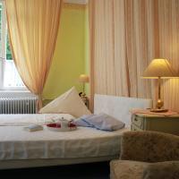 Hotel Waldfriede, hotell sihtkohas Darmstadt