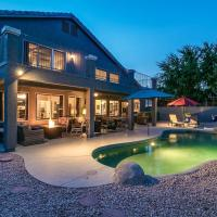 Spectacular Golf Course Home with Pool and Views