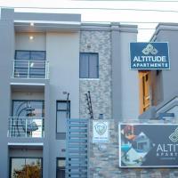 Altitude Apartments, hotel near Kenneth Kaunda International Airport - LUN, Lusaka