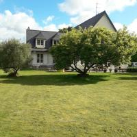Chambre sympa belle propriété、グエヌーにあるブレスト・ブルターニュ空港 - BESの周辺ホテル