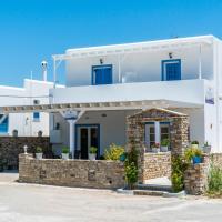 Eleftheria Studios, hotel in Antiparos