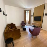 Appartement refait à neuf au coeur de Nice