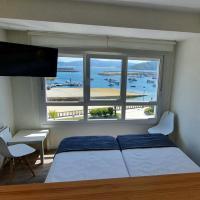 Apartamentos Costa da Morte Muxia, hotel in Muxia