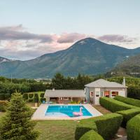Villa Stymfalia - Luxury Mansion with Private Pool