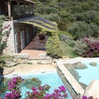 Villas Valinco Capicciolo vue-proche mer-piscines