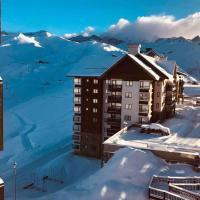 Modern & Private Studio - Valle Nevado Ski Resort, hotel in Valle Nevado