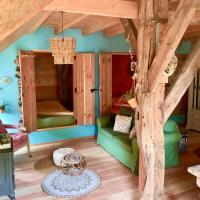 Natuurhuisje 'Het Atelier' (onderdeel van Het Rode Huis)