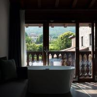 La terrazza sulle vigne B&B, hotell i Corte Franca