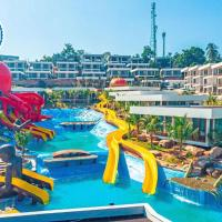 PP Mountain Beach Resort and Waterpark SHA Certified, Hotel in Ko Phi Phi