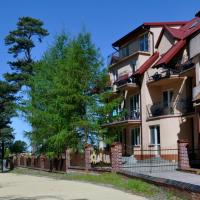 Pensjonat Resident – hotel w mieście Krynica Morska