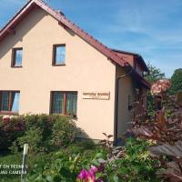 Apartment Brusinka, отель в городе Кашперске-Гори