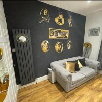 """*NEW* """"DDICON"""" 1 bed apartment Dundee"""