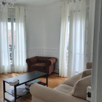 Grand appartement lumineux à 15mn Paris