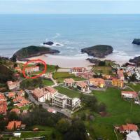 Piso de 2 habitaciones y 2 terrazas vistas al mar, hotel in Barro de Llanes